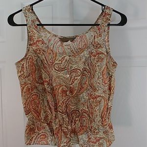 J. Crew cotton cami 4